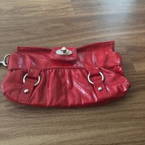 Cute Red clutch